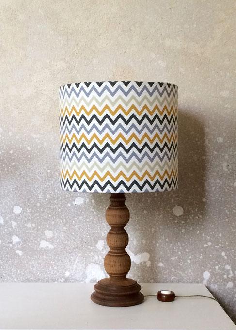 joli, lampe vintage