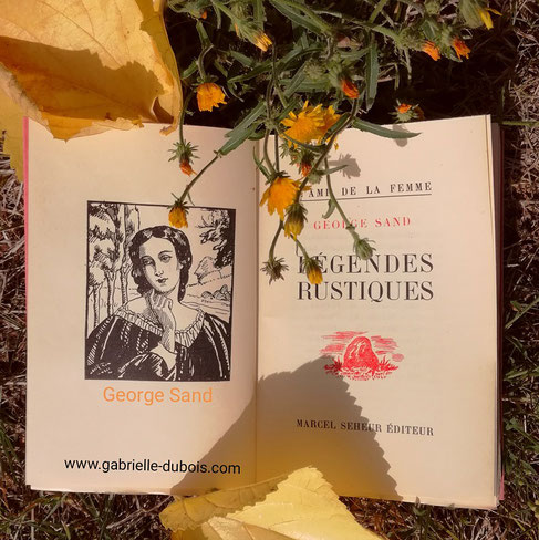 L'Automne, George Sand