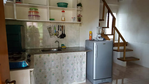 Kitchen (Wash Area)