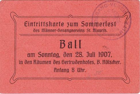 Sommerfest im Gertrudenhof