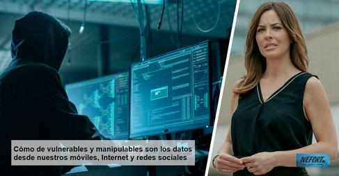 Cómo de vulnerables y manipulables son los datos desde nuestros móviles, Internet y redes sociales como Facebook