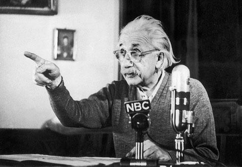 Albert Einstein, un scientifique qui résistait aux politiciens