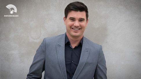 Dein Event-Moderator für Nürnberg - Tim Christopher Gasse buchen