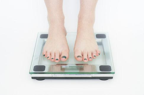 麻布十番パーソナルジムの体重計