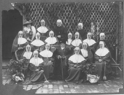Primera Comunidad Azules en Argentina (Lomas de Zamora, 1905)
