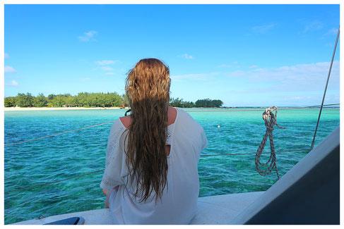 Mauritius Katamaran Ausflug Gabriel Insel Island
