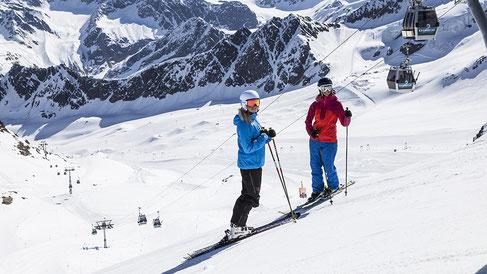 Glacier Kaunertal