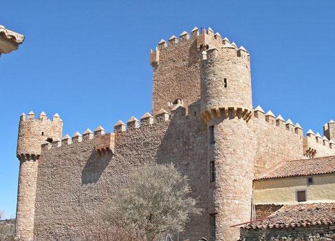 Castillo de Guijosa. (Guadalajara)
