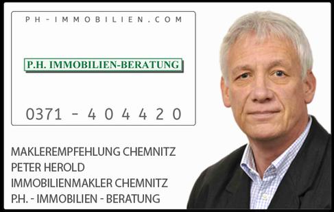 IMMOBILIENMAKLER CHEMNITZ PETER HEROLD IMMOBILIEN CHEMNITZ IMMOBILIENANGEBOTE CHEMNITZ MAKLEREMPFEHLUNG CHEMNITZ