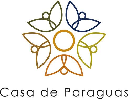 Casa de Paraguasロゴマーク