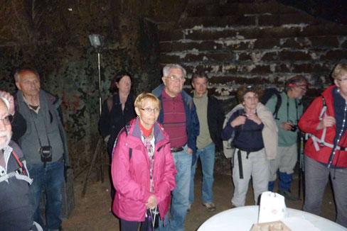 Dans la cave de Frédéric