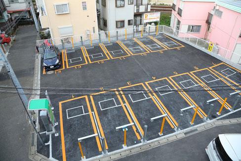 提携駐車場A