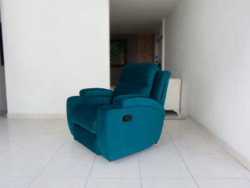 Silla reclinable diseño Atlantis
