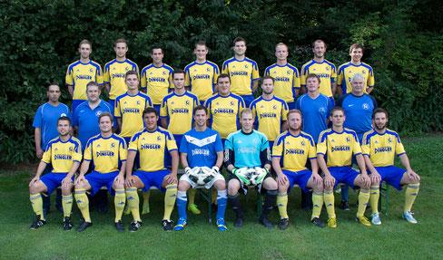 Mannschaftsfoto 1. MS