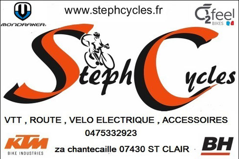 magasin de cycles ANNONAY  ARDECHE 07