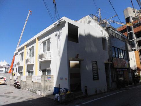 さすが沖縄、あのレオパレスでさえ鉄筋コンクリート