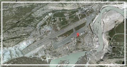 Flughafen Kangerlussuaq | Grönland | Abenteurer | Jürgen Sedlmayr