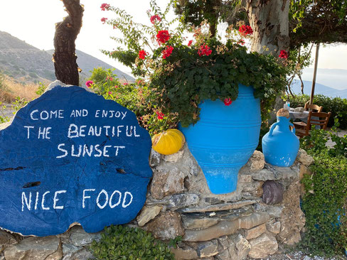 Taverna Natural auf Kreta