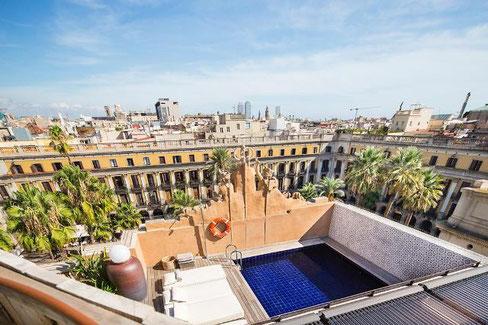 Sonder l DO Plaça Reial - пятизвездочные отели в Готическом квартале Барселоны