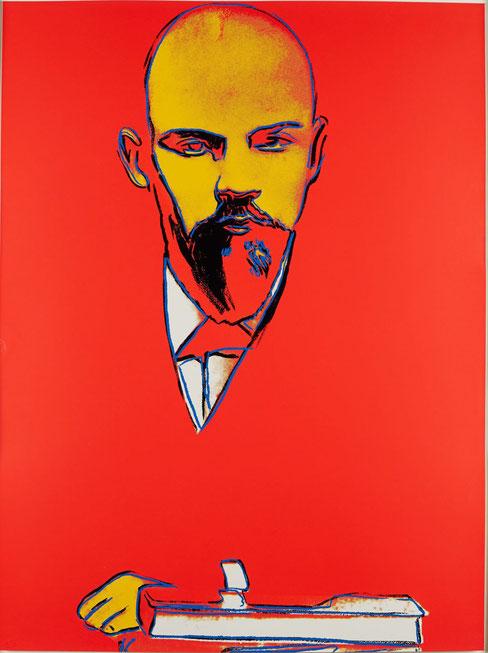 Красный Ленин (1987)