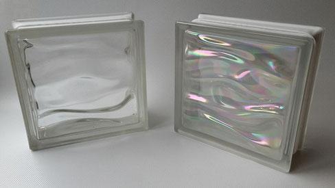 Bormioli Rocco PRESTIGE  AGUA B-Q19 O Neutro Glasbausteine-center.de Glasbausteine-center Glass Blocks Glassteine Glasstein Glasbausteine Glasbaustein glass blokker Lasitiilet Glasblock Lasi Tiili gler blokkir Glazen bouwstenen Glas Stegels Glasdallen Gla
