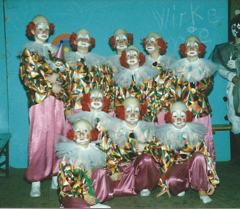 Kinderschautanz 1986