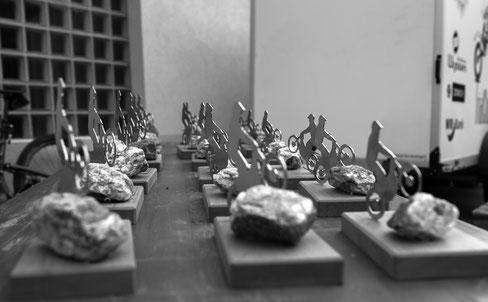 Handgemacht von den Mitgliedern TC llgraben sowie Stahleinbau in Stalden (Nino Brunner)