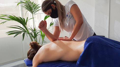 Massage Specialist in Sports & Anti Stress Massages Maspalomas Playa del Inglés San Agustín Gran Canaria