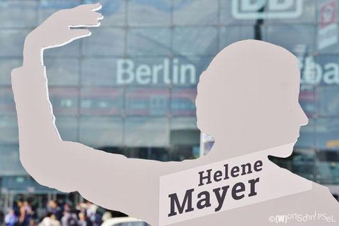 Informationstext zur Fechterin Helene Mayer