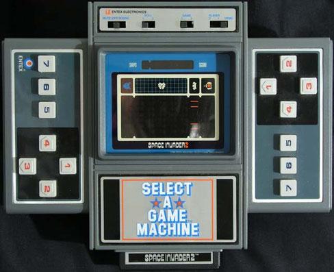 Entex Select A Game, 1981