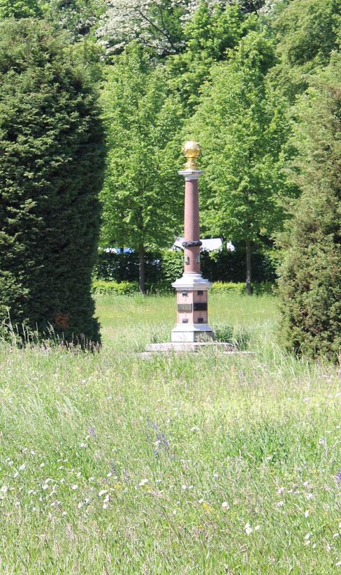 Schloss Weesenstein Parkanlage