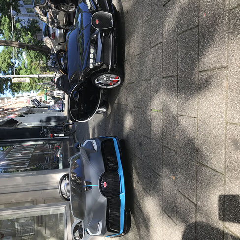 Maserati Alfieri kinderauto - Ridecars Rotterdam