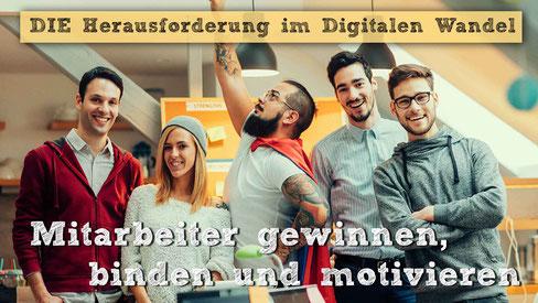 Keynote und Impulsvortrag Digitaler Wandel und Digitalisierung in Hannover