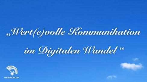 Hannover-Keynote - Impulsvortrag für Kommunikation im Digitalen Wandel