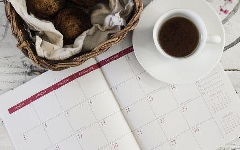 Internal Communications Calendar Template