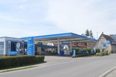 Tankstelle ARAL Bad Schussenried