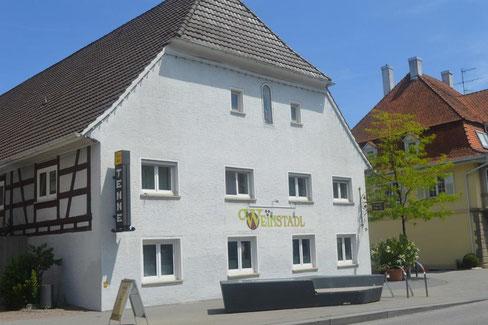 Weinstadel Bad Schussenried