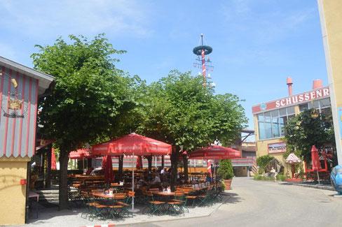 Brauerei Museumsgaststätte Biergarten Bad Schussenried Ott