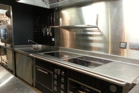 équiper une cuisine professionnelle