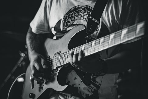 Rock ist tot (Bild: Anthony Nodado)