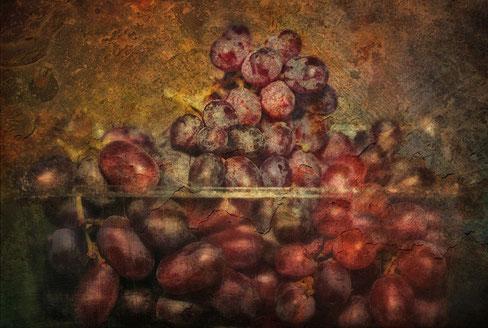 Südafrikanische Trauben