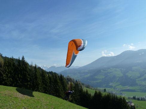 Gleitschirm Niviuk Peak 3