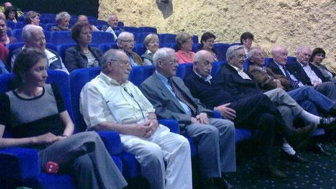 75. Festival SwissMovie 2010 Spiez - 7 Amateur Filmmakers  over 75 years