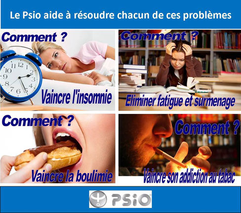 4 PHOTOS PSIO VAINCRES LES PROBLEMES