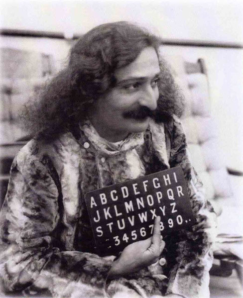 Meher Baba arrived in New York