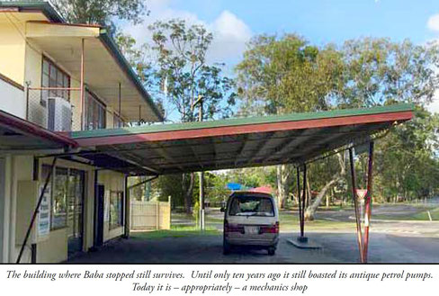 Photo appeared in Meher Baba Australia newsletter article by Ray Kerkove ; 2015 June-Aug. P.15