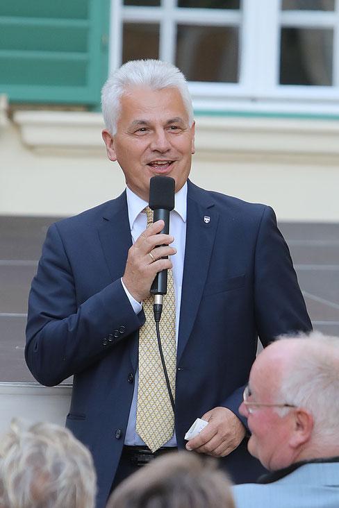 Bürgermeister Zeiner