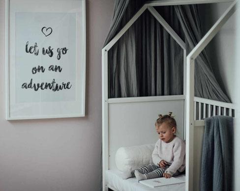 Reise | Typografie Poster | Let us go on an adventure