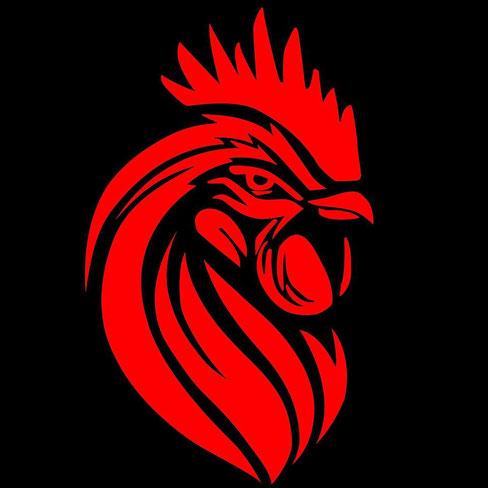 Il gallo Rosso
