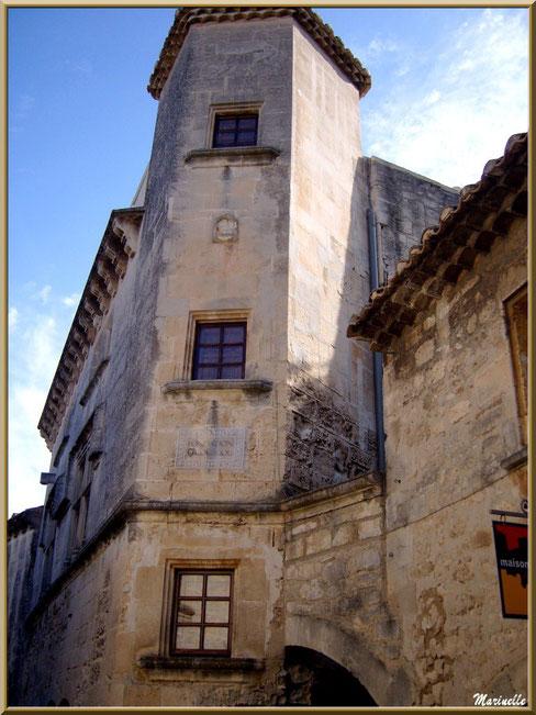 Hôtel Jean de Brion, Fondation Louis Jou, Baux-de-Provence, Alpilles (13)